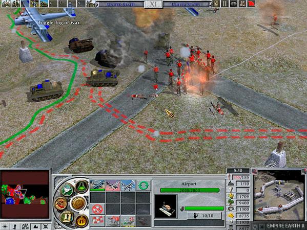 empire earth 1 games free