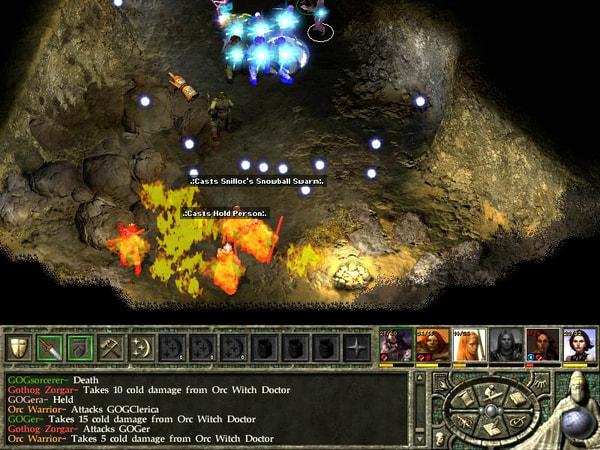 Icewind Dale 2 Complete screenshot 3