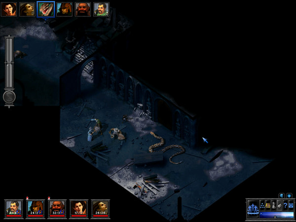 The Temple of Elemental Evil screenshot 2