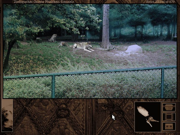 Gabriel Knight 2: The Beast Within screenshot 1
