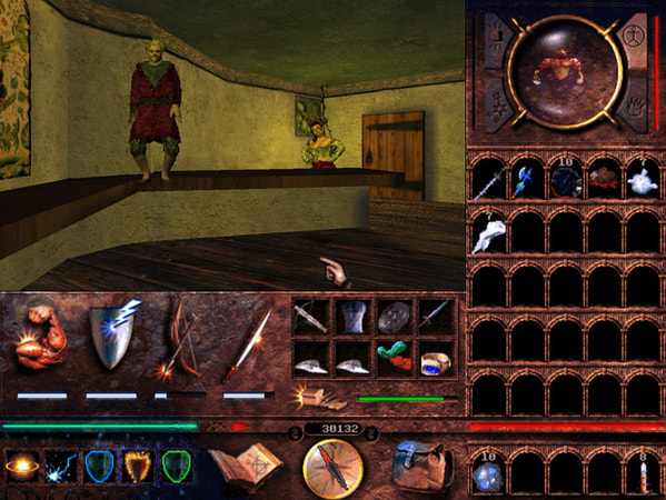 Lands of Lore 3 screenshot 3