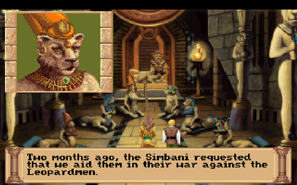 Quest for Glory 1-5 screenshot 2