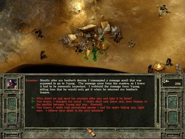Icewind Dale 2 Complete screenshot 2