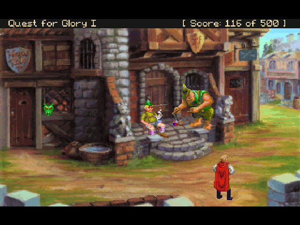 Quest for Glory 1-5 screenshot 3