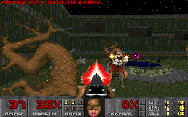 Doom II + Final Doom screenshot 3