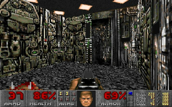 The Ultimate DOOM screenshot 3