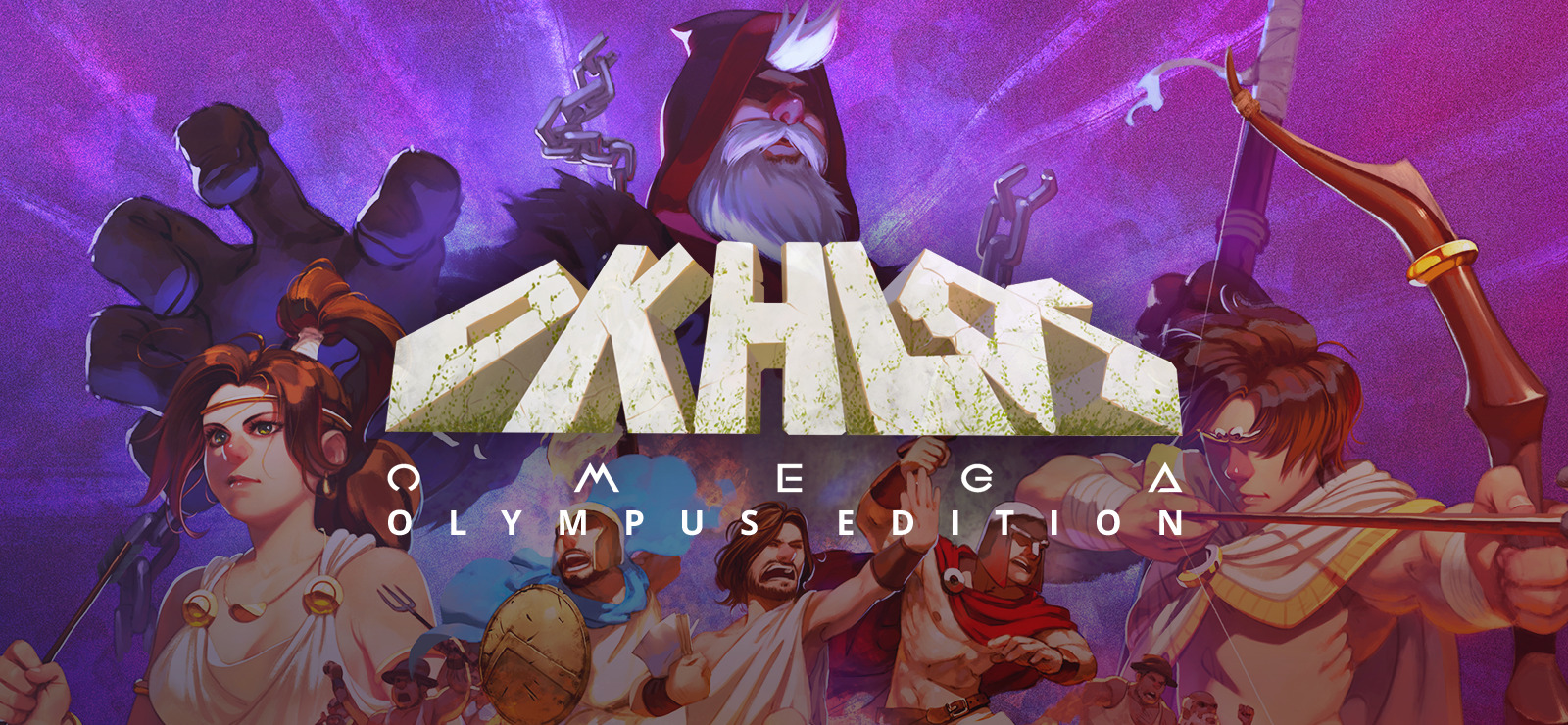Okhlos Omega Olympus Edition-GOG
