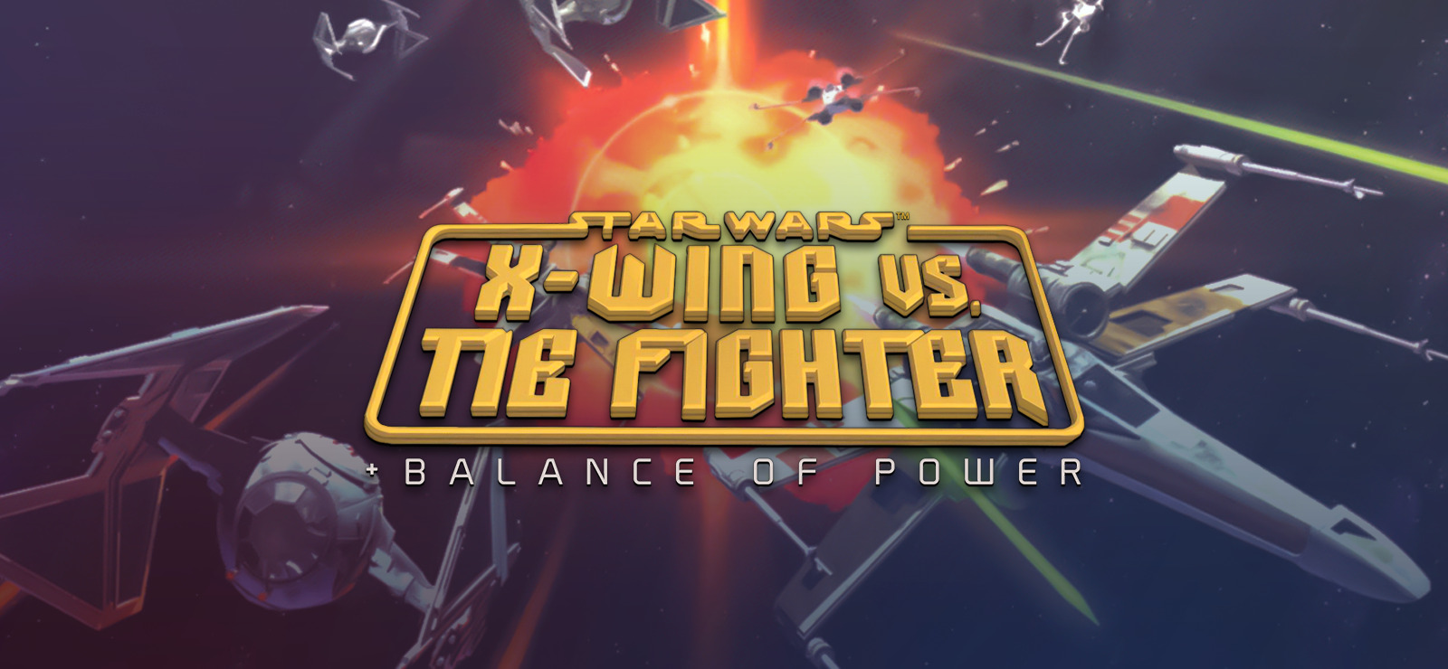 Image result for Star Wars: X-Wing vs. TIE Fighter