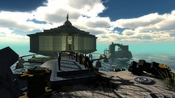 Real Myst Masterpiece Edition screenshot 1