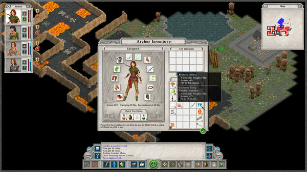 Avernum 2: Crystal Souls Screenshot 3