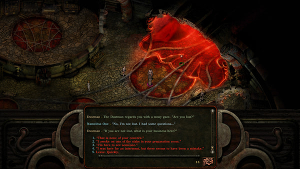 Planescape: Torment: Enhanced Edition screenshot 1