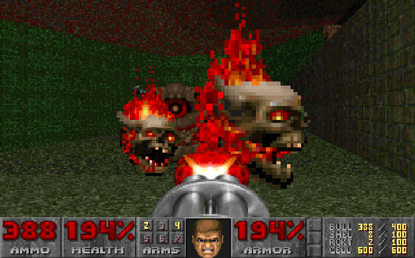 Doom II + Final Doom screenshot 2