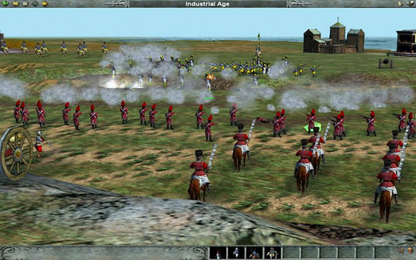 Empire Earth Gold Edition screenshot 1