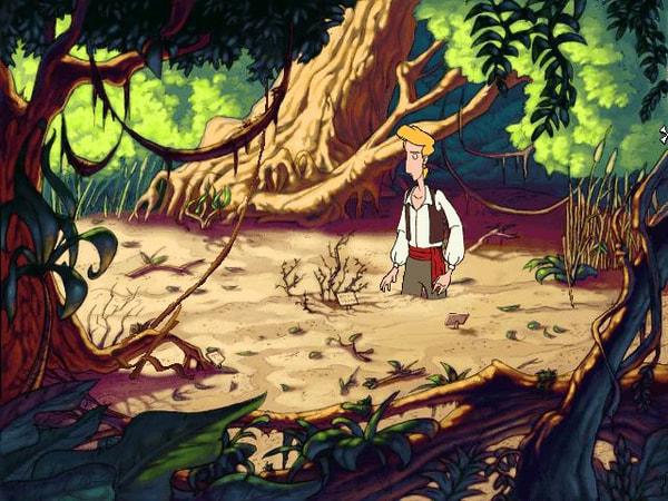 The Curse of Monkey Island screenshot 3