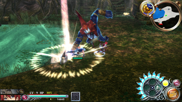 Ys: Memories of Celceta screenshot 3