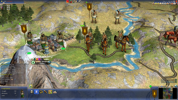 Sid Meier's Civilization IV: The Complete Edition screenshot 2