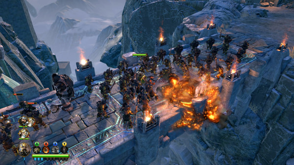 The Dwarves screenshot 2