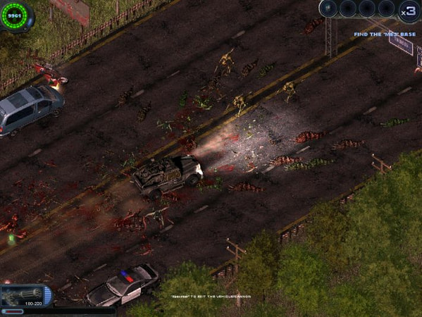 Alien Shooter 2: Reloaded screenshot 3