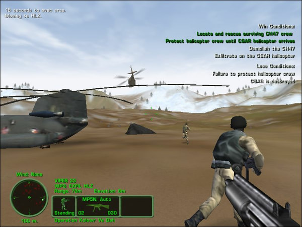 Delta Force: Land Warrior + Task Force Dagger screenshot 2