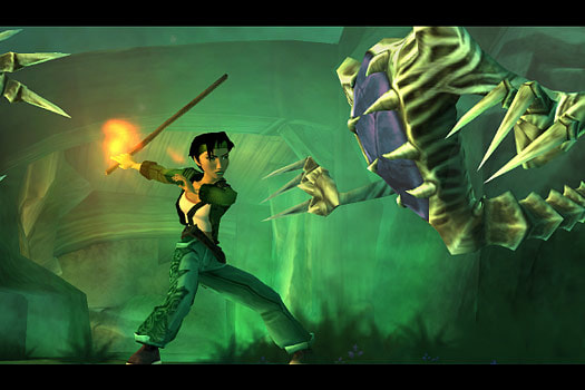 Beyond Good and Evil screenshot 1