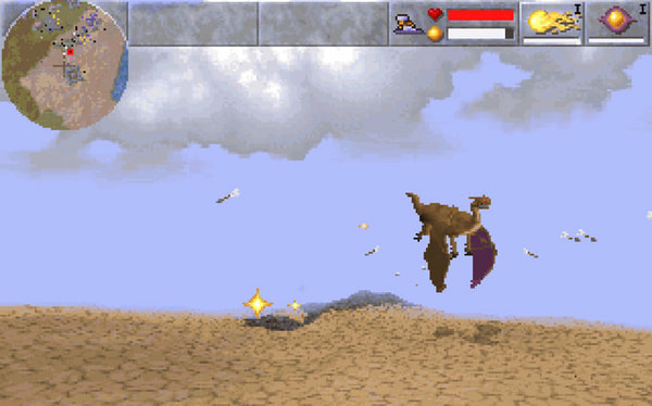Magic Carpet 2: The Netherworld screenshot 2