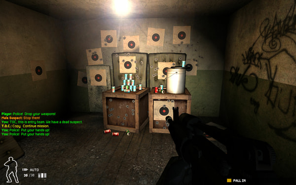 SWAT 4 Gold Edition screenshot 1