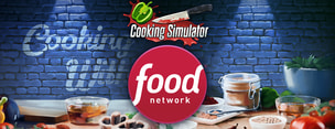 Cooking Simulator - Cooking with Food Network