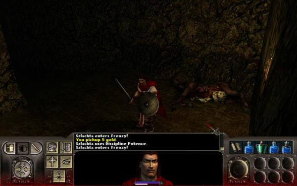 Vampire: The Masquerade-Redemption screenshot 1