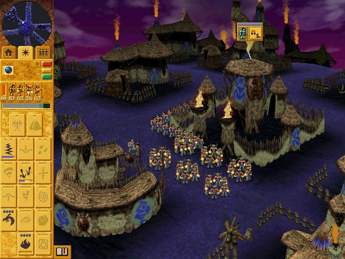 Populous: The Beginning screenshot 1