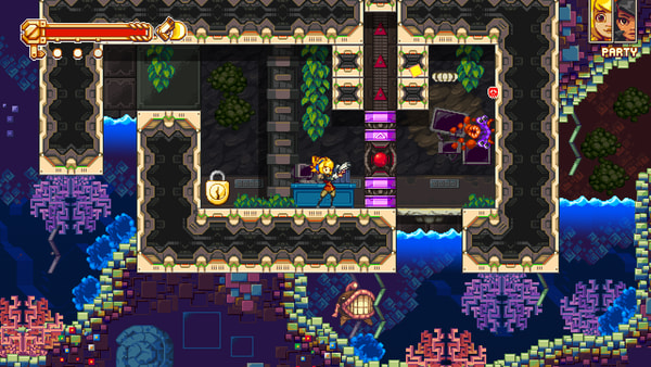 Iconoclasts screenshot 1