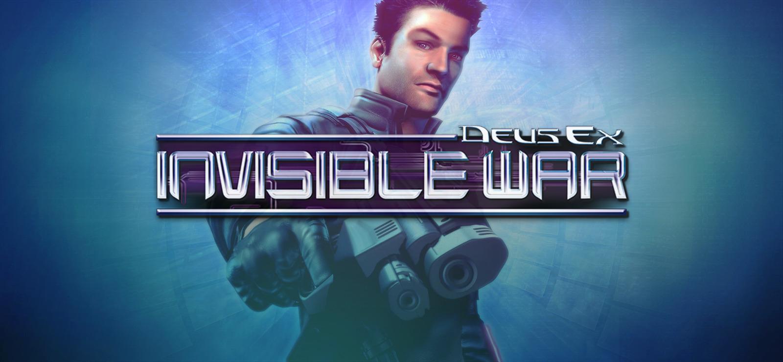 Deus Ex 2: Invisible War on GO...