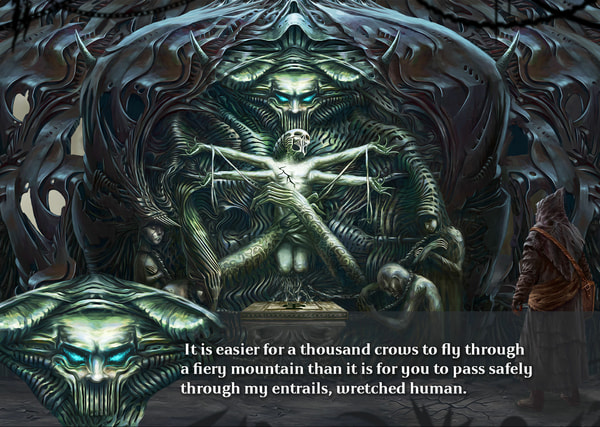 Tormentum: Dark Sorrow screenshot 2