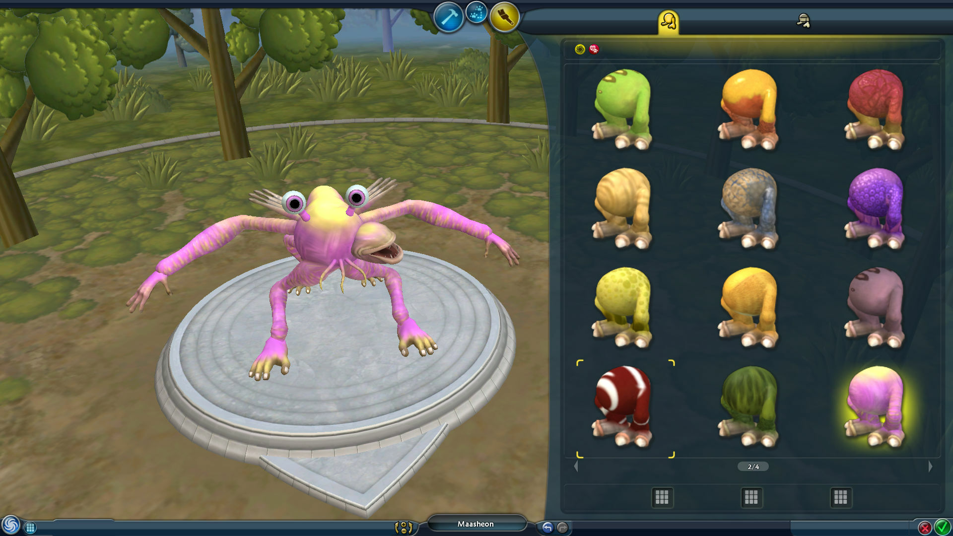 SPORE Collection [RePack] [2008|Rus|Eng|Multi12]