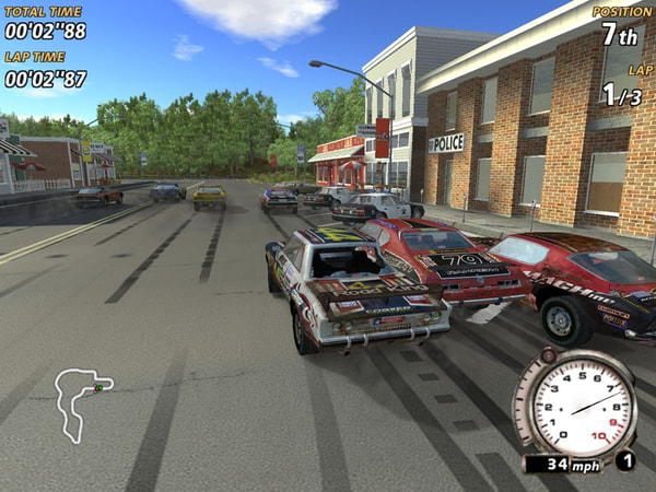 FlatOut screenshot 3