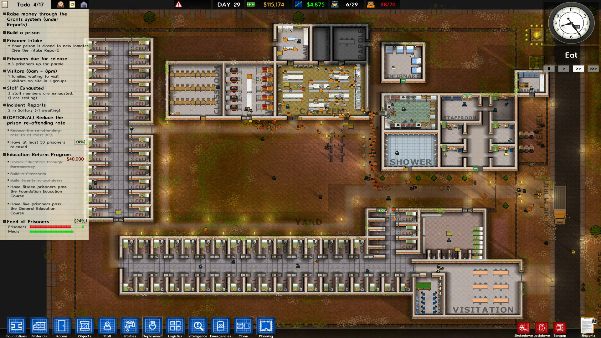 Prison Architect [GoG] [2015|Rus|Eng|Multi22]