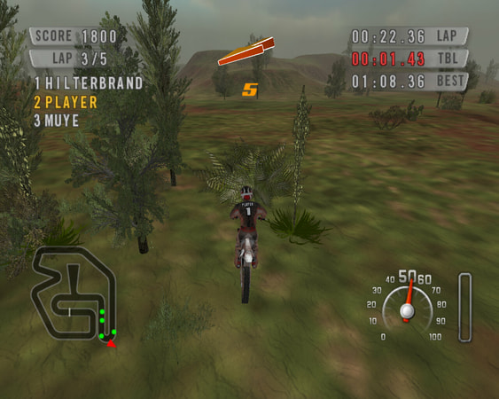 MX vs. ATV Unleashed screenshot 3