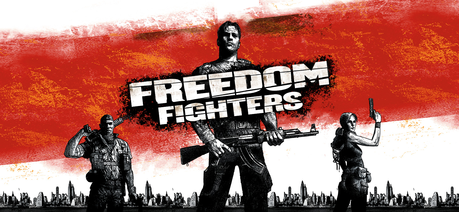 Freedom Fighters-GOG