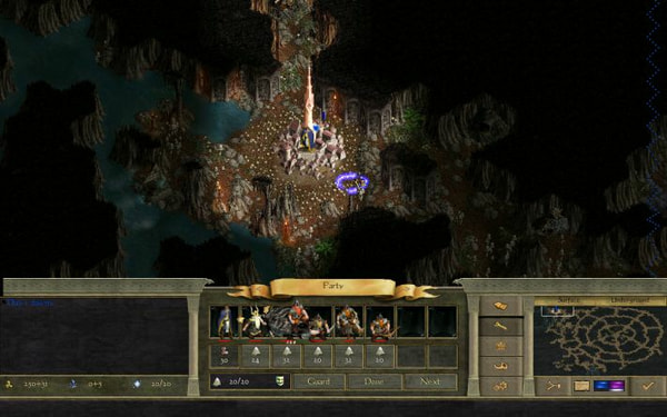 Age of Wonders 2: The Wizard's Throne screenshot 3