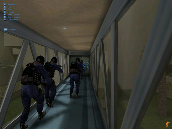 SWAT 3: Tactical Game of the Year Edition screenshot 1