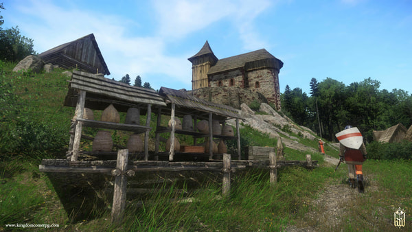 Kingdom Come: Deliverance - From the Ashes screenshot 2