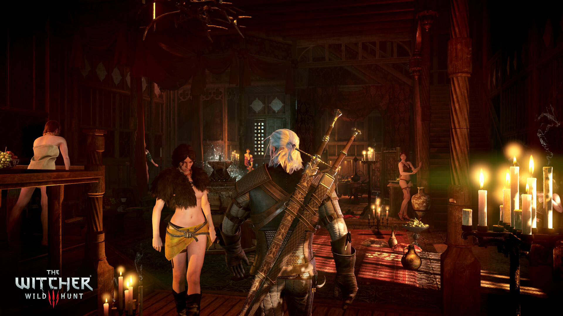 The Witcher 3: Wild Hunt screenshot 3