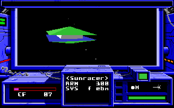 Space Rogue Classic [GoG] [1989|Eng]
