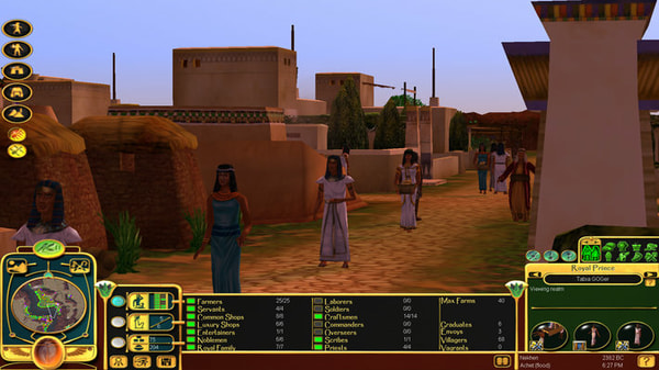 Children of the Nile Complete screenshot 2