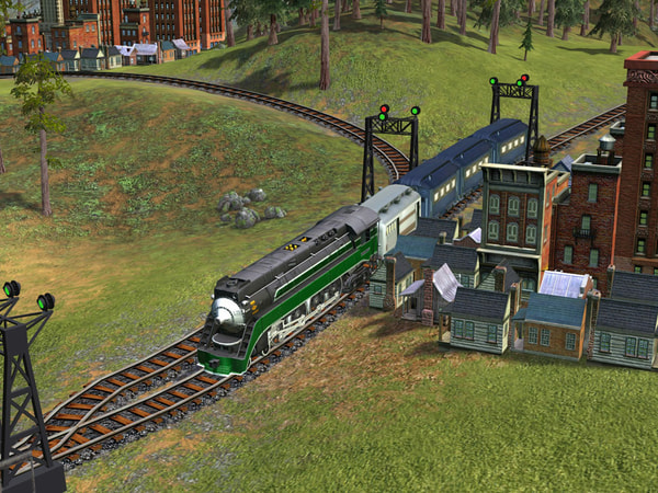Sid Meier's Railroads! screenshot 3