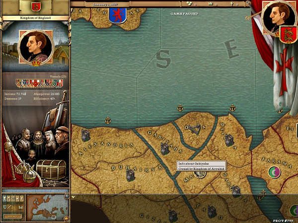 Crusader Kings Complete screenshot 1