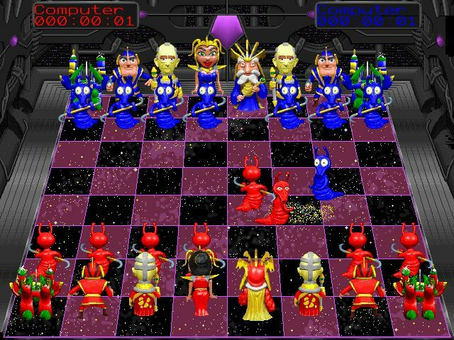 Battle Chess Special Edition screenshot 2