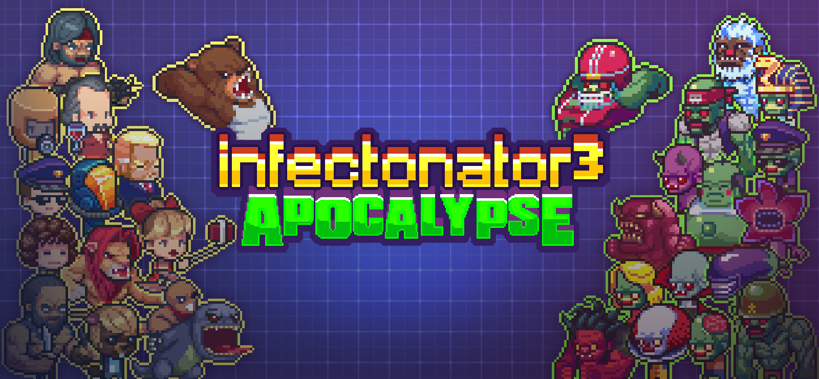 infectonator 3