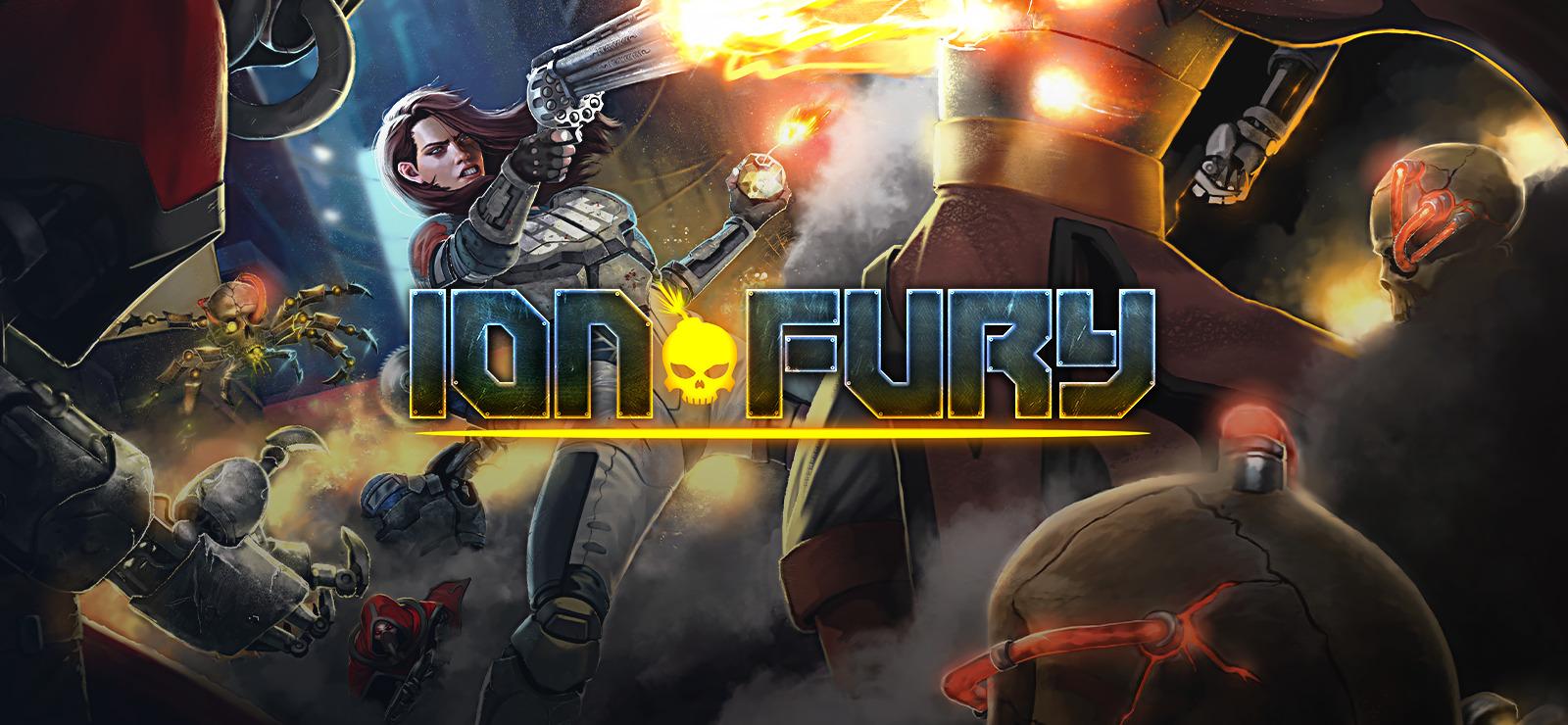 Ion Fury-GOG
