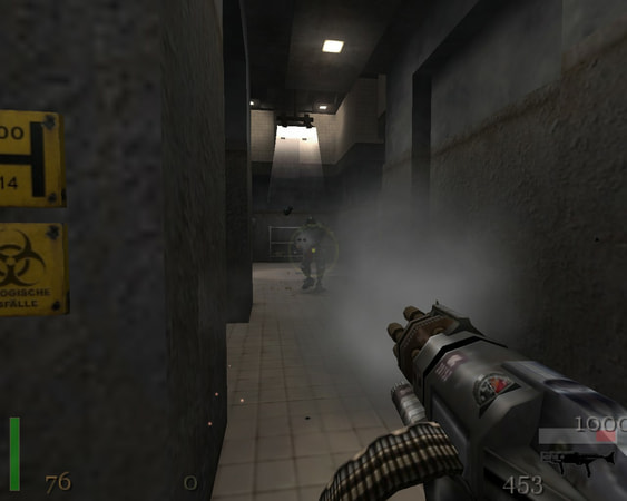 Return to Castle Wolfenstein screenshot 2