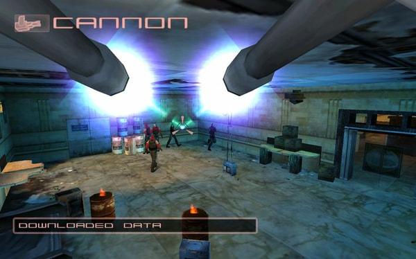 Project Eden screenshot 1